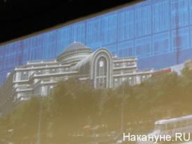 "проект реконструкции ""Пассажа""|Фото:Накануне.RU"
