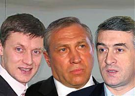 Илья Ананьев Яков Петрович Силин Виктор Александрович Миненко|Фото: