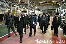 КАВЗ председатель Курганской облдумы Владимир Казаков Фото: Накануне.RU