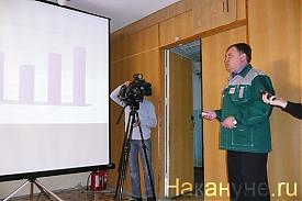 исполнительный директор КАВЗа Александр Алсараев Фото: Накануне.RU