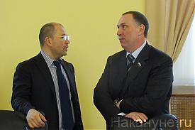Александр Белецкий Игорь Нак|Фото: Накануне.RU