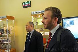 Александр Белецкий Борис Кириллов|Фото: Накануне.RU