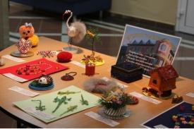 поделки, выставка|Фото: пресс-служба главы ханты-мансийска
