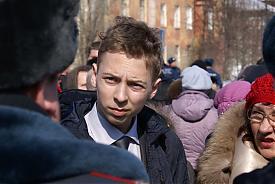 активист пикет Полевской Фото: pshenichnikof.livejournal.com
