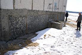 фундамент провалился Полевской Фото: pshenichnikof.livejournal.com