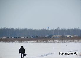 самолет атр-72, горьковка, 2.04.12|Фото: Накануне.RU