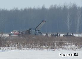 самолет атр-72, тюмень, 2.04.12|Фото: Накануне.RU