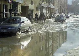 грязь, дорога, лужа, екатеринбург|Фото: