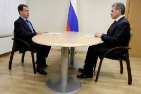 Медведев, Шойгу|Фото:пресс-служба Кремля