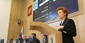 губернатор хмао-югры наталья комарова отчет о работе правительства в 2011 году|Фото: admhmao.ru