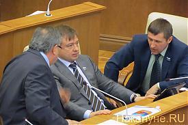 Депутаты ЕР Заксобрание Фото: Накануне.RU