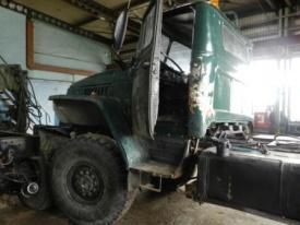 """грузовик """"урал"""" происшествие нефтеюганск Фото: пресс-служба омвд г.нефтеюганск"""