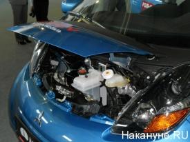 электромобиль, Mitsubishi i-MiEV|Фото:Накануне.RU