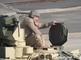 рогозин в танке, полигон старатель|Фото: Накануне.RU