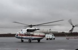 вертолет аэропорт мчс россии|Фото: 86.mchs.gov.ru