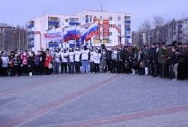 нефтеюганск митинг авария в чернобыле|Фото: admugansk.ru