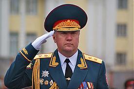 Владимир Чиркин парад|Фото: zabmedia.ru