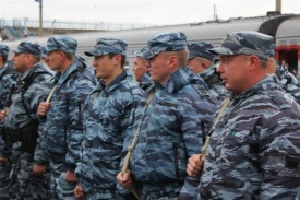 полиция форма полицейские|Фото: 86.mvd.ru