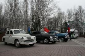автопробег победа одна на всех ханты-мансийск|Фото: dumahmao.ru