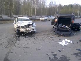 ДТП дорога|Фото: пресс-служба УГИБДД Свердловской области