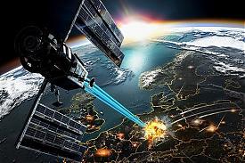 лазерное оружие спутник|Фото: