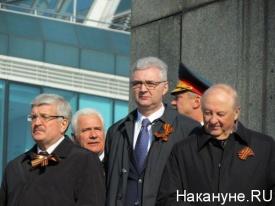 парад, день победы, екатеринбург, порунов, якоб, россель|Фото: Накануне.RU