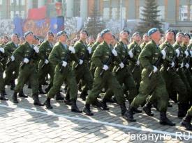 парад, день победы, екатеринбург|Фото: Накануне.RU