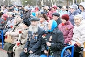 ветераны рассвет победы нефтеюганск|Фото: admugansk.ru