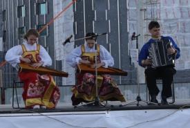 нефтеюганск инаугурация ансамбль|Фото: