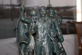 макет скульптура для набережной нефтеюганска|Фото: admugansk.ru