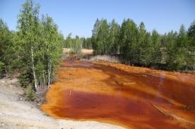 дегтярск, экологическая катастрофа, экология|Фото: alshevskix.livejournal.com