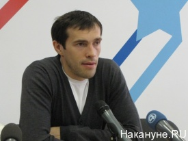 Павел Дацюк в Екатеринбурге|Фото:Накануне.RU