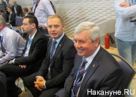 съезд единой россии, мотовилов, мякуш|Фото: Накануне.RU