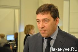 исполняющий обязанности губернатора Свердловской области Евгений Куйвашев.|Фото:Накануне.RU