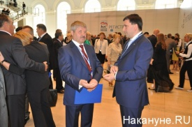 сенатор Юрий Неелов, губернатор ЯНАО Дмитрий Кобылкин|Фото: Накануне.RU