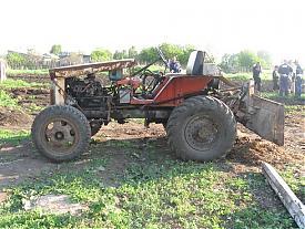 Трактор Богданович|Фото: пресс-служба СУ СКР Свердловской области