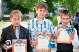 курган, школьники задержали грабителя, награда|Фото:http://45.mvd.ru