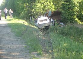 ДТП грузовик |Фото: пресс-служба УГИБДД Свердловской области