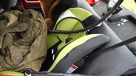 Ока детское кресло ДТП|Фото: пресс-служба УГИБДД Свердловской области