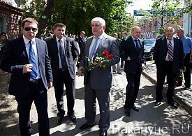Открытие мемориала Петра Ивановича Сумина|Фото: Накануне.RU