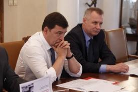 Куйвашев БАЗ|Фото: ДИП губернатора Свердловской области