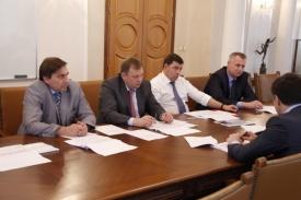 Куйвашев БАЗ совещание|Фото: ДИП губернатора Свердловской области