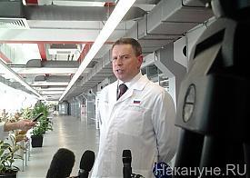 Андрей Комаров акционер ЧТПЗ  Фото: Накануне.RU