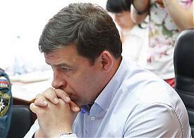 Евгений Куйвашев|Фото: ДИП губернатора