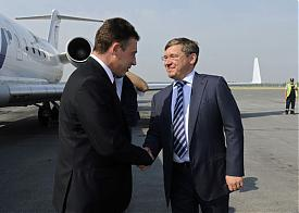 Игорь Холманских Владимир Якушев  Фото: phototyumen.ru