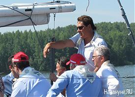 Вице-президент Федерации парусного спорта РФ Юрий Крюченков|Фото: Накануне.RU