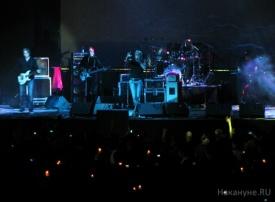 концерт Цой жив,  группа Алиса, Константин Кинчев Фото: Накануне.RU