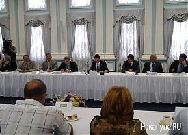 Холманских Юревич встреча с общественными организациями Челябинск|Фото: Накануне.RU