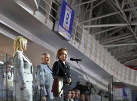 губернатор хмао наталья комарова открытие универсиады хмао|Фото: admhmao.ru