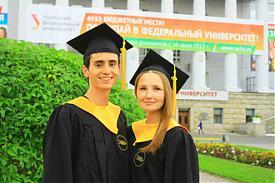 Специалисты (мантия + конфедератка + желтый ворот)|Фото: urfu.ru